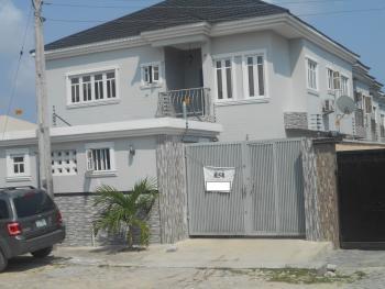 Luxury 4 Bedroom Terrace Duplex with Excellent Facilities, Agungi, Lekki, Lagos, Terraced Duplex for Rent