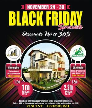 Black Friday Special Deals - Get Upto 30% Off, Lekki Airport, Eleranigbe, Ibeju Lekki, Lagos, Mixed-use Land for Sale