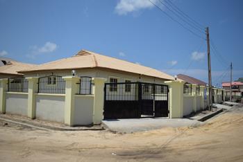 2 Bedroom Bungalow, Heritage Gardens Estate, Sangotedo, Ajah, Lagos, Flat for Rent