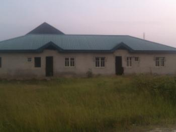 Room and Parlor Self-contained, Four Units in Two Plot of Land, Gra Abiju, Lekki Epe Expressway, Sangotedo, Ajah, Lagos, Block of Flats for Sale