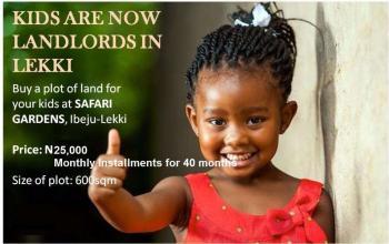 Plots of Land @20k on Promo for Kids in Lekki, Free Trade Zone, Awoyaya, Ibeju Lekki, Lagos, Mixed-use Land for Sale