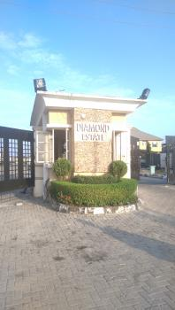 a Dry Plot of Land Measuring 650sqm, Diamond Estate ( Opposite The New Novare Shoprite ), Sangotedo, Ajah, Lagos, Residential Land for Sale
