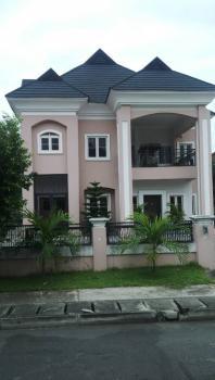 a Humongous (5) Bedroom Duplex All Room En Suite with 2 Bedroom Boys Quarters ( Inbuilt) at The Rear, Carlton Gate Estate, Chevron Drive, Lekki, Lagos, Detached Duplex for Sale