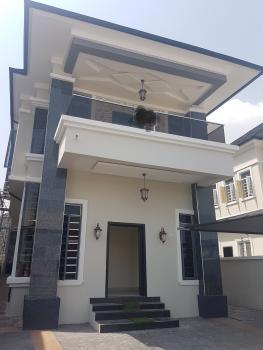 Luxury and Spacious Brand New Detached 5 Bedroom Duplex with Bq, Chevron, Chevy View Estate, Lekki, Lagos, Detached Duplex for Sale