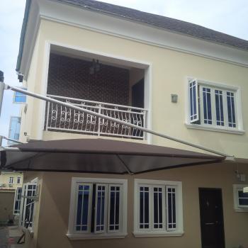 New 4 Bedroom with Bq, Idado, Lekki, Lagos, Semi-detached Duplex for Sale