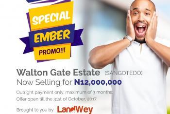 Landway Estate, Ibeju Lekki, Lagos, Industrial Land for Sale