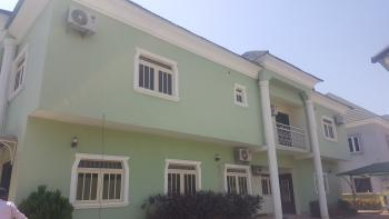 Luxurious 5 Bedroom Fully Detached Duplex. with Bq, Close to Sunnyvale Estate, Galadimawa, Abuja, Detached Duplex for Sale