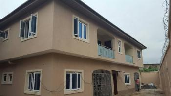 Newly Built Partially Serviced Executive 2 Blocks of Flats of 4 Units of 3 Bedroom Luxury Apartments, Ajao Estate, Off Airport Road, Ikeja, Lagos, Terraced Duplex for Rent
