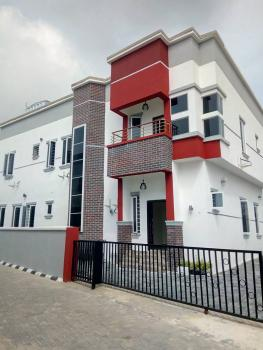 Serviced Lovely 4 Bedroom Semi Detached House with Bq, Along Orchid Road, Beside Dream World, Vgc, Lekki, Lagos, Semi-detached Duplex for Sale