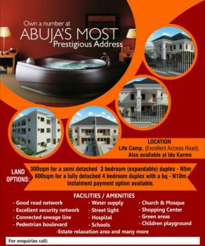 Amazing Offer, Opposite Brains and Hammer City, Jabi, Abuja, Land for Sale