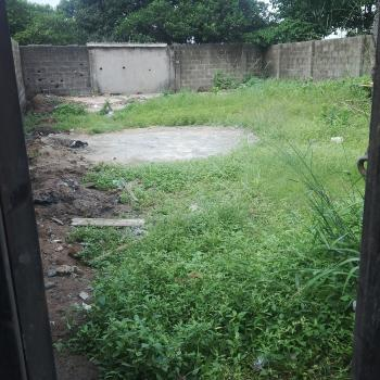 400sqm Fenced Bare Land in a Quiet Estate, Scheme 1, Gra, Oko-oba, Agege, Lagos, Land for Sale