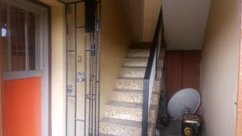 Extremely Big 3 Bedrooms All En Suite Flat, Coker Street, Orimolade, College Road, Ogba, Ikeja, Lagos, Flat for Rent
