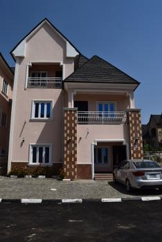 2 Units of 4-bedroom Semi-detached Duplex with 2 Sitting Rooms, a Bq and Penthouse, Guzape District, Abuja, Semi-detached Duplex for Sale