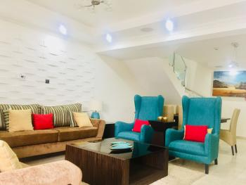 Maisonette 4 Bedroom Apartment, Castle and Temple By Admiralty Road, Lekki Phase 1, Lekki, Lagos, Flat Short Let