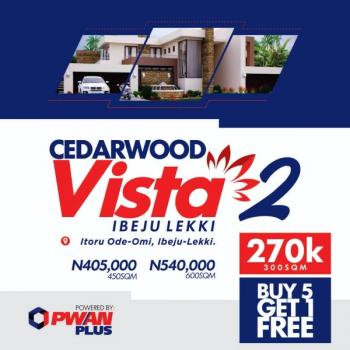 Buy 5plots and Get 1 Free at Ibejulekki Lagos, Ibeju Bus Stop, Mafogunde, Ibeju Lekki, Lagos, Residential Land for Sale