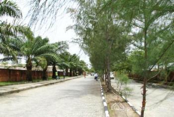 a Dry Plot of Land Measuring 800sqm, Mega Mound Estate [ Lekki County Homes ], Ikota Villa Estate, Lekki, Lagos, Residential Land for Sale