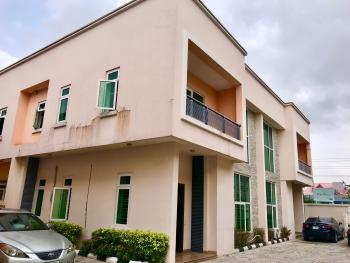 Four Bedroom Semi Detached House with a Room Bq, Off Admiralty Way, Lekki Phase 1, Lekki, Lagos, Semi-detached Duplex for Rent