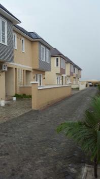 Luxury Self Service 3 Bedrooms Semi Detached Duplex in a Mini Estate @ Lekki 1, Off Freedom Way, Lekki Phase 1, Lekki, Lagos, Semi-detached Duplex for Rent