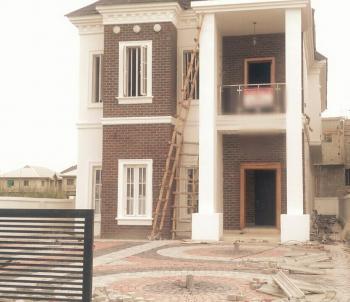 Well Built Five Bedroom Fully Detached House with Bq for Sale in Ikota, Ikota Villa Estate, Lekki, Lagos, Detached Duplex for Sale