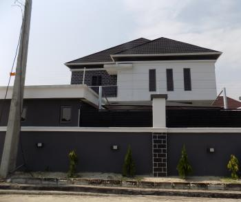 Distressed/ Quick Sale Lovely 5 Bedroom Luxury Detached Duplex with a Room Boys Quarter @ Serene Location of Chevy (rear), Chevron Drive, Chevy View Estate, Lekki, Lagos, Detached Duplex for Sale
