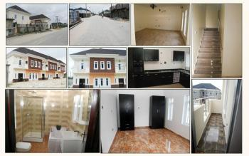 Superbly Built and Finished 3 Bedroom Terraced Duplex with Bq, Lekki Palm City Estate, Badore, Ajah, Lagos, Terraced Duplex for Sale