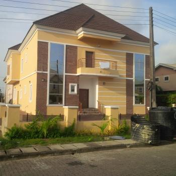 Brand New 5bed in Nothern Foreshore Estate, Chevy View Estate, Lekki, Lagos, Detached Duplex for Sale