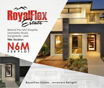 Royal Flex Estate, Behind Shoprite, Sangotedo, Ajah, Lagos, Residential Land for Sale