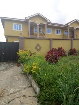 Nicely Built 2 Units of 4 Bedrooms Duplexes, General Gas, Akobo, Ibadan, Oyo, Semi-detached Duplex for Sale