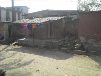 Bungalow on Full Plot, Agility, Mile 12, Kosofe, Lagos, Detached Bungalow for Sale