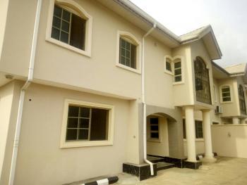Newly Built 4 Bedrooms Duplex + 1bq, Aerodrome Estate, Samonda, Ibadan, Oyo, Detached Duplex for Rent