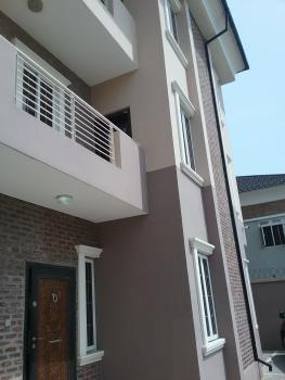 Exquisite Whole Floor 3 Bedroom Flats Serviced Apartments with Separate Dinning, Lounge and  2 Bqs, Falomo, Ikoyi, Lagos, Flat for Rent
