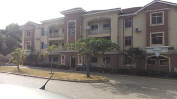 Luxury Finished & Serviced 3 Bedroom Apartment with Bq, Off Ademola Adetokunbo Crescent, Wuse 2, Abuja, Flat for Rent