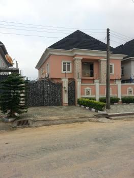 5 Bedroom Duplex with 1 Room Bq, Lakeview Estate By Raji Rasaki, Amuwo Odofin, Isolo, Lagos, Detached Duplex for Rent