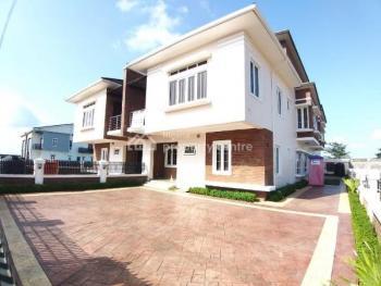 a Brand New Well Finished 5 Bedroom Semi-detached Duplex + Bq Victory Park Estate, Osapa, Lekki, Lagos ₦6,000,000 per Annum, Victory Park Estate, Osapa, Lekki, Lagos, Osapa, Lekki, Lagos, Semi-detached Duplex for Rent