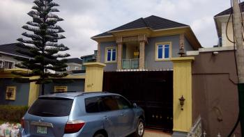Newly Built and Furnished 3 Bedroom Duplex (2 in a Compound), Prince Abimbola Akinyemi Avenue, Omole Phase 2, Ikeja, Lagos, Semi-detached Duplex for Rent