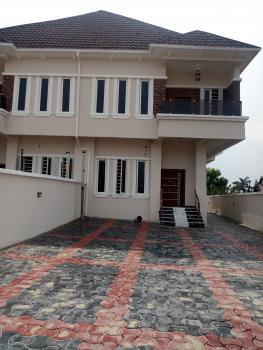 Newly Built and Well Finished 4 Bedroom Semidetached Duplex with a Room Boys Quarter, Divine Homes Estate, Thomas Estate, Ajah, Lagos, Semi-detached Duplex for Sale