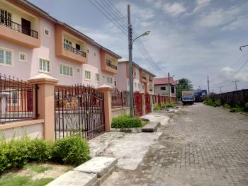 Newly Built and Well Finished Serviced 4 Bedroom Terrace Duplex with Bq in a Secured Estate, Ocean Bay Estate, Off Orchid Hotel Road, Eleganza Toll Gate, Lekki Expressway, Lekki, Lagos, Terraced Duplex for Sale