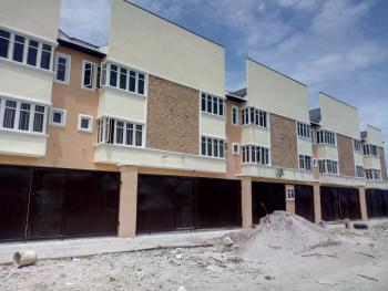 Newly Built and Well Finished 4 Bedroom Terrace Duplex with Boys Quarter, Orchid Hotel Road Eleganza Toll Gate Lekki Lagos, Lekki Expressway, Lekki, Lagos, Terraced Duplex for Sale