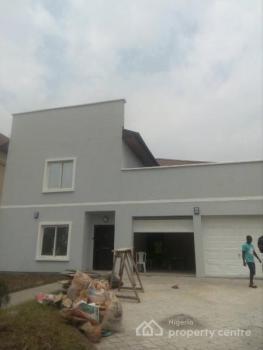 4 Bedroom Detached Duplex Plus 2 Rooms Bq, Nicon Town, Lekki, Lagos, Detached Duplex for Rent