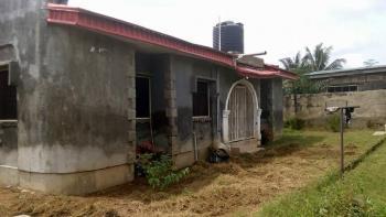 Decent 4 Bedroom Bungalow on 2 Plots of Land, Sharp Corner, Oluyole Extention., Ibadan, Oyo, Terraced Bungalow for Sale