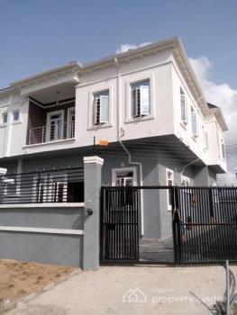 Newly Built 4 Bedroom Semi Detached Duplex with a Maids Room, Ikota Villa Estate, Lekki, Lagos, Semi-detached Duplex for Sale