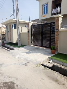 Brand New 4 Bedroom Duplex with Bq, Agungi East Estate, Agungi, Lekki, Lagos, Detached Duplex for Rent