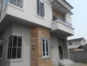 Luxury 4 Bedroom Semi Detached Duplex with a Room Bq, Agungi, Lekki, Lagos, Semi-detached Duplex for Sale