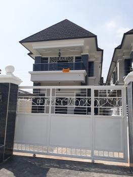 Exquisitely Finished 5 Bedroom Luxury Detached Duplex with a Spacious Staff Quarter, Chevron, Chevy View Estate, Lekki, Lagos, Detached Duplex for Sale
