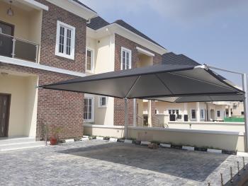 Exquisitely Finished Brand New 4 Bedroom Detached Duplex with Boys Quarter, Mega Mound Estate, Lekki County, Ikota Villa Estate, Lekki, Lagos, Semi-detached Duplex for Sale