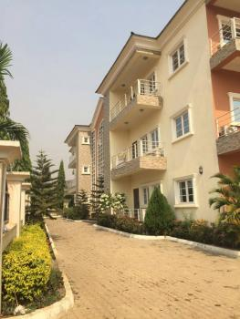 3 Bedrooms in a Serviced Apartment (new Building/1st Tenant), Gishiri Part, Entrance Is By Maitama  Nicon Junction, Katampe (main), Katampe, Abuja, Flat for Rent