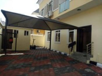 Furnished 5 Bedroom Duplex with a Room Bq, Chevron Drive, Chevy View Estate, Lekki, Lagos, House for Rent