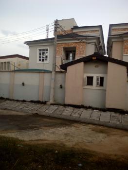 2 Units of Newly Built 5 Bedroom Flats with Excellent Facilities, Adeniyi Jones, Ikeja, Lagos, Detached Duplex for Sale