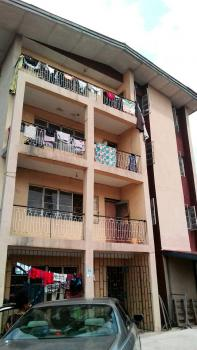 a Fairly Used 3 Bedroom with 2 Toilets and Baths with Wardrobes, Ojuelegba, Surulere, Lagos, Flat for Rent