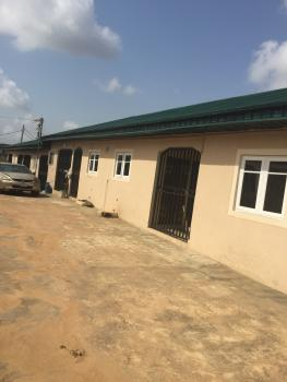 a Semi-detached One Bedroom Bungalow at Redemption Estate, Rccg Camp,, Redemption Estate, Rccg Camp,  Mowe, Km 46, Ogun, Block of Flats for Sale